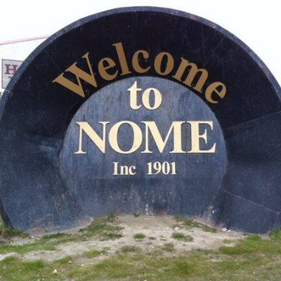 Nome's Welcome Pan